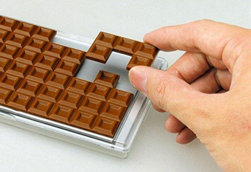 明治ミルクチョコレートパズル 使用例