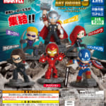 MARVEL GRIHIRU Art Figure3-アッセンブル-