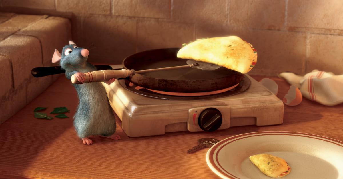 『レミーのおいしいレストラン』5