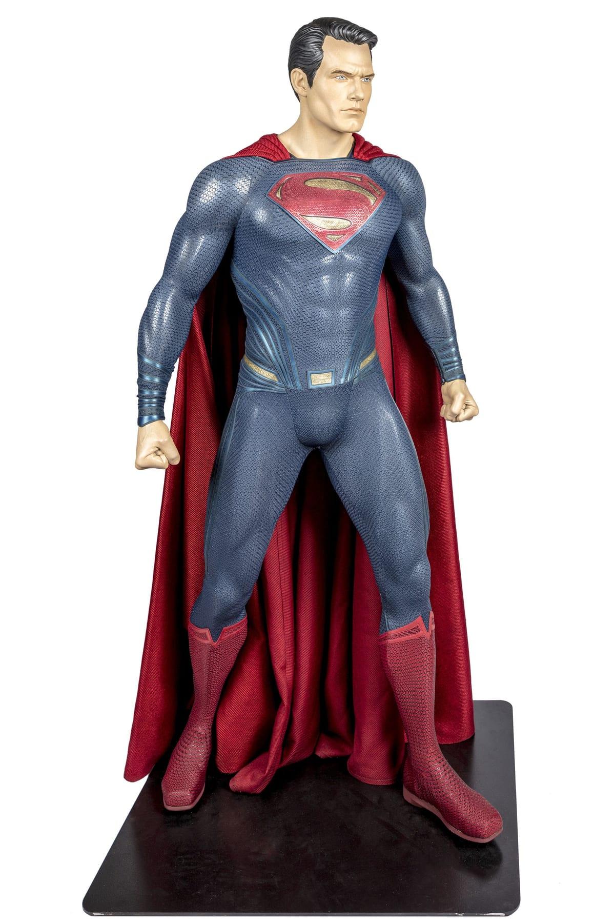 スーパーマンのコスチューム