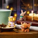 ディズニーキャラクターズ Cutte! Fluffy Puffy〜くまのプーさん〜vol.2