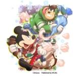 限定★5カード「【甘くて美味しい追走劇】ミッキーマウス&ピート」