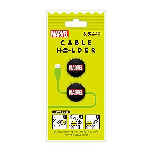 ケーブルホルダー「MARVELロゴ」パッケージ