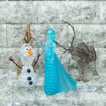 ハナヤマ ディズニー『アナと雪の女王』クリスタルギャラリー