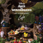 「ディズニー ふしぎの国のアリス」OH MY CAFE