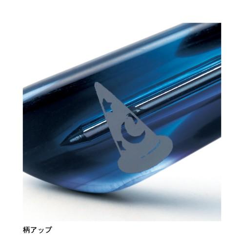 鯖江製クリアグラス・リーディンググラス 帽子 つるの内側