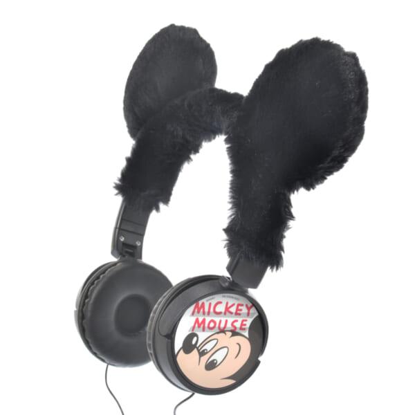 ステレオヘッドホン<ミッキーマウス>_3