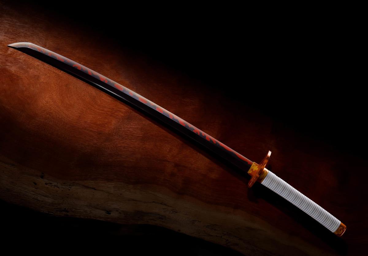 『鬼滅の刃』PROPLICA 日輪刀(煉獄杏寿郎)2