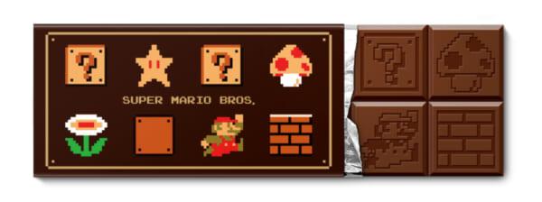 板チョコトレー(8-bit マリオ)03