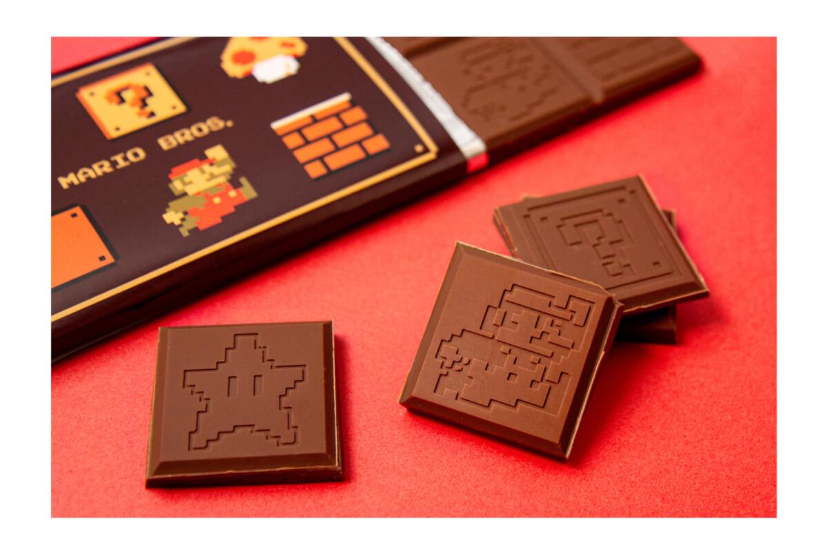 板チョコトレー(8-bit マリオ)04