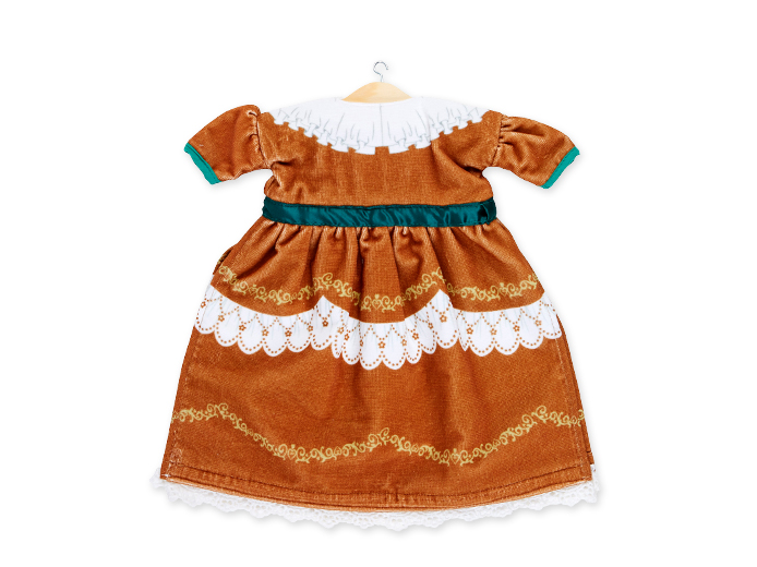 ドレス型タオル(ハローキティ)2