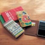 多機種対応手帳型スマートフォンケース