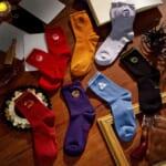 ベルメゾン『ディズニー ツイステッドワンダーランド』靴下セット カラー