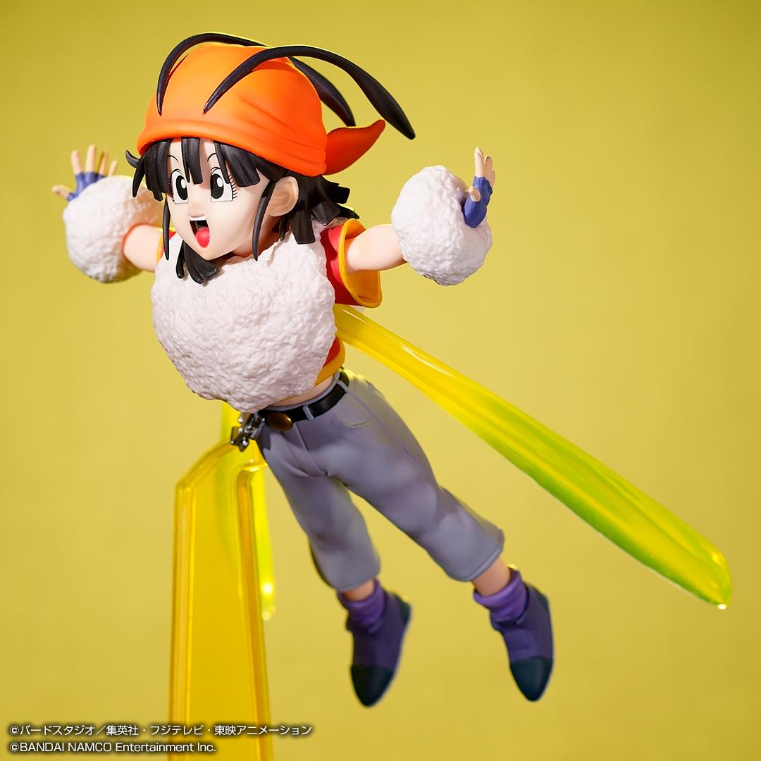 E賞:パン(GT ハニー) フィギュア