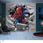貼ってはがせる壁紙Decol(デコル) MARVEL(マーベル)『SPIDER-MAN』スパイダーマンm031-01-T