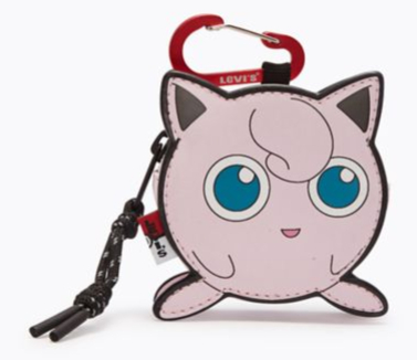 POKEMON CLIP-ON POUCH  プリン