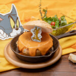 Tom and Jerry ブレッドポットチーズカレー