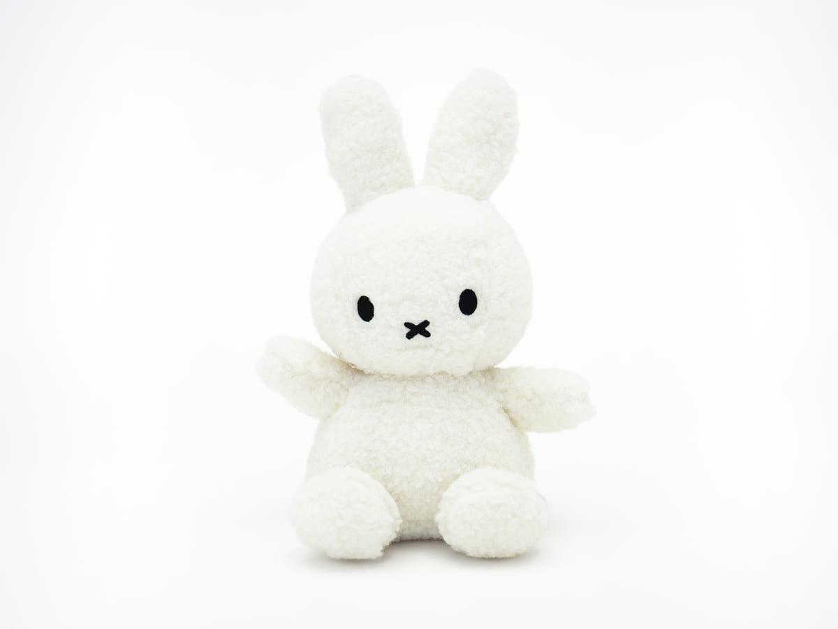 マークスインターナショナル『BON TON TOYS』Miffy Recycle Teddy Cream