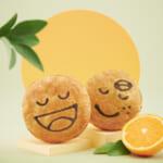 Happy Spring Pie face パイ2種