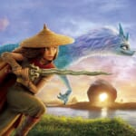 【解禁日時:3月5日(金)午前10時】『ラーヤと龍の王国』画像