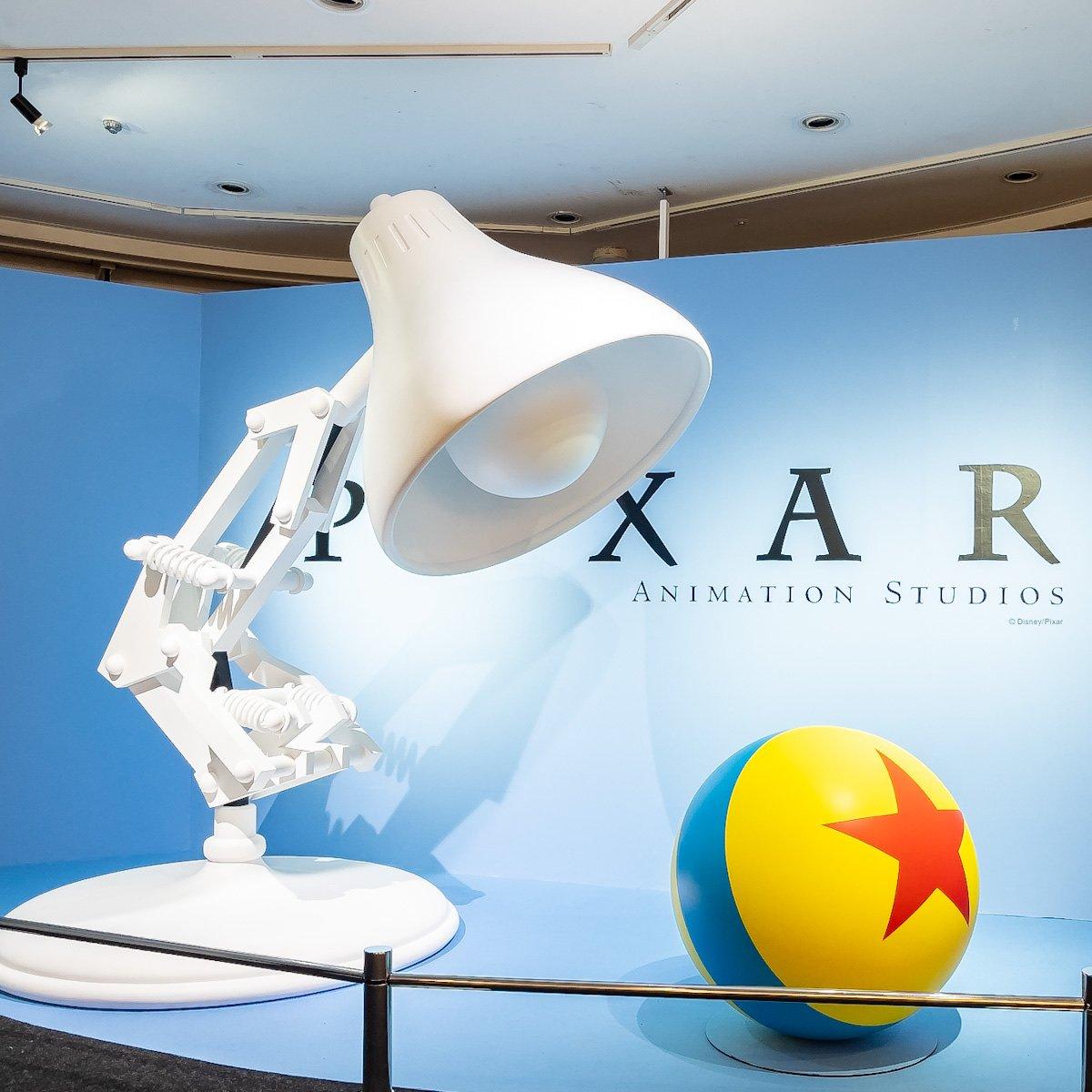 展示&物販イベント「PIXAR! PIXAR! PIXAR!(ピクサー!ピクサー!ピクサー!)」