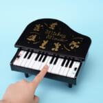 ミッキーマウス プレミアム電子トイピアノ 使用イメージ