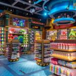 ユニバーサル・スタジオ・ジャパン『スーパー・ニンテンドー・ワールド』ショップ『ワンナップ・ファクトリー』
