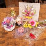 イクスピアリ プリザーブド&ドライフラワー専門店「cuccuma(クックマ)」母の日ギフト