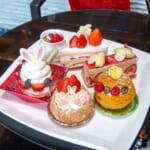 ホテル ユニバーサル ポート「苺のイースタースイーツフェア」