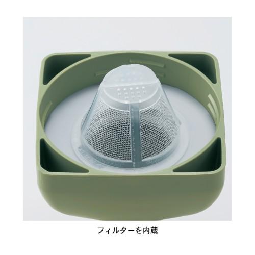 水出し茶が作れるティーボトル フィルター