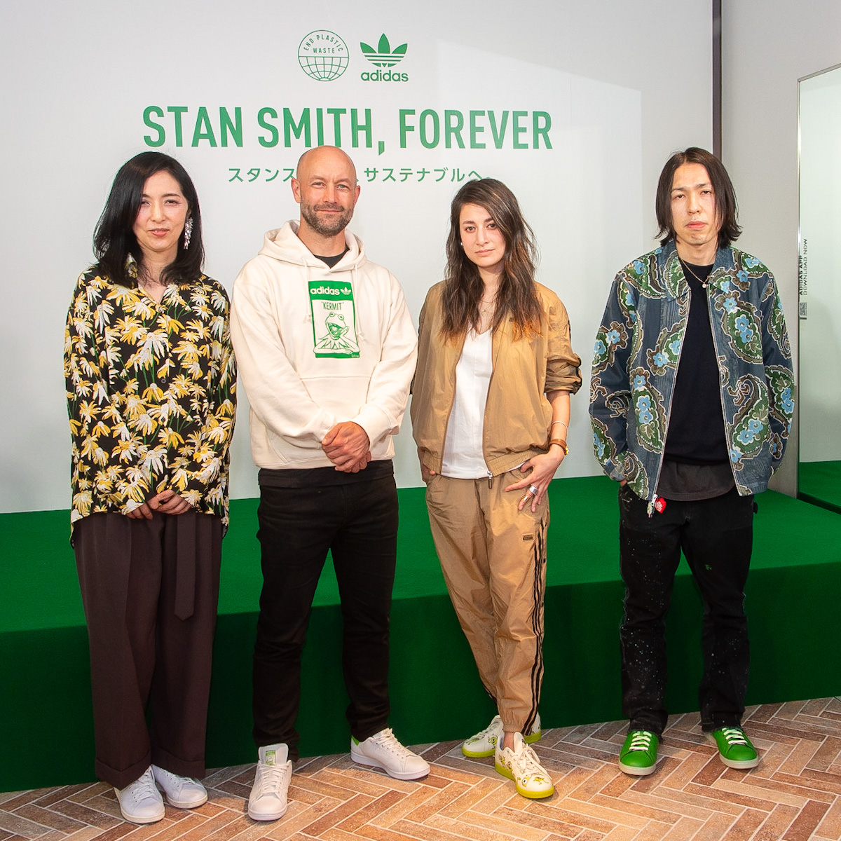 STAN SMITH SUSTAINABLE TALK SESSION