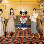 ディズニーアンバサダーホテル「シェフ・ミッキー」フォトロケーション