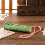ラストワン賞:竹筒のペンポーチ