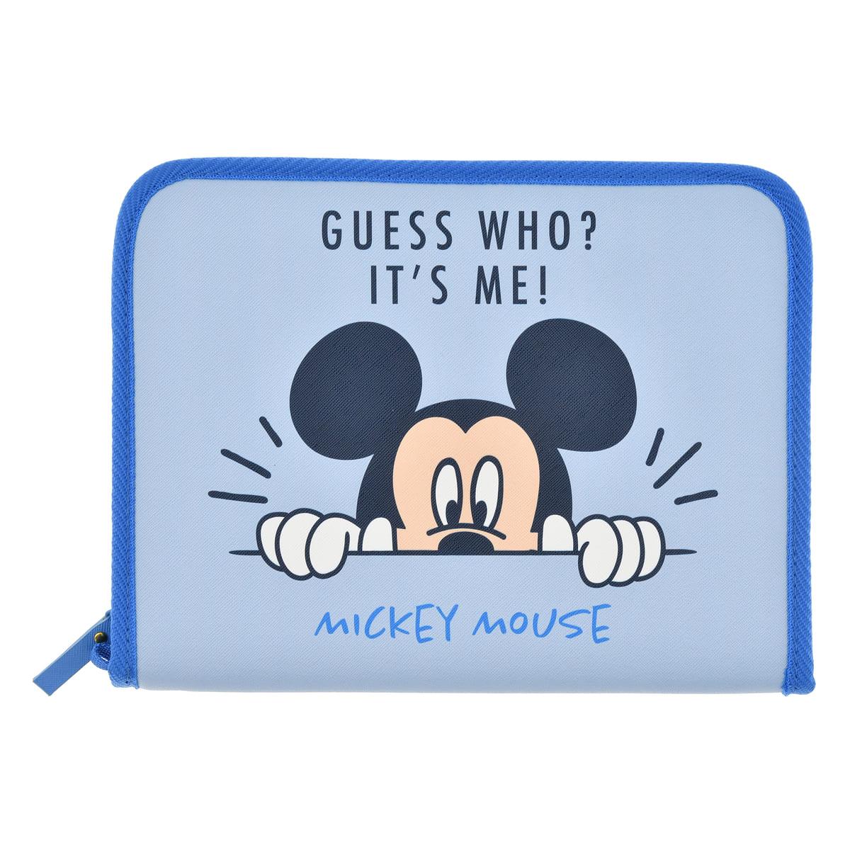 タブレットケース「ミッキーマウス」