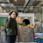 ミニチュア・テーマパーク「SMALL WORLDS TOKYO」『シン・エヴァンゲリオン劇場版』第3村ミニチュアセット 岩永さん