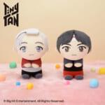 """TinyTAN & y♡u スペシャルぬいぐるみ""""RM&Jin"""""""