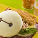 東京ディズニーランド「スウィートハート・カフェ」スペシャルセット