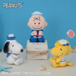 SNOOPY & y♡u マリンキーチェーンマスコット