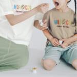 ベルメゾン「駄菓子コラボTシャツ」