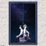 やのまん『ヱヴァンゲリヲン新劇場版:Q』ポスターアートジグソーパズル シンジとカヲル イメージ