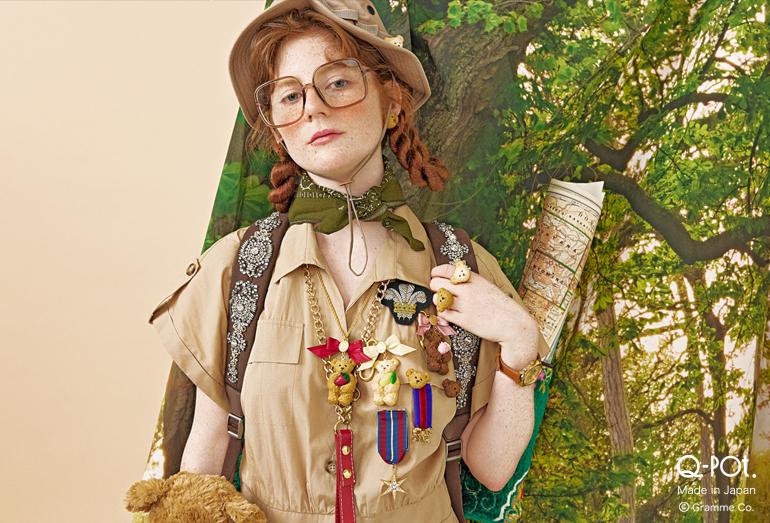Teddy Bear Cookie イメージ