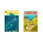 セガプライズ ディズニー&ピクサー「あの夏のルカ プレミアムバスタオル」