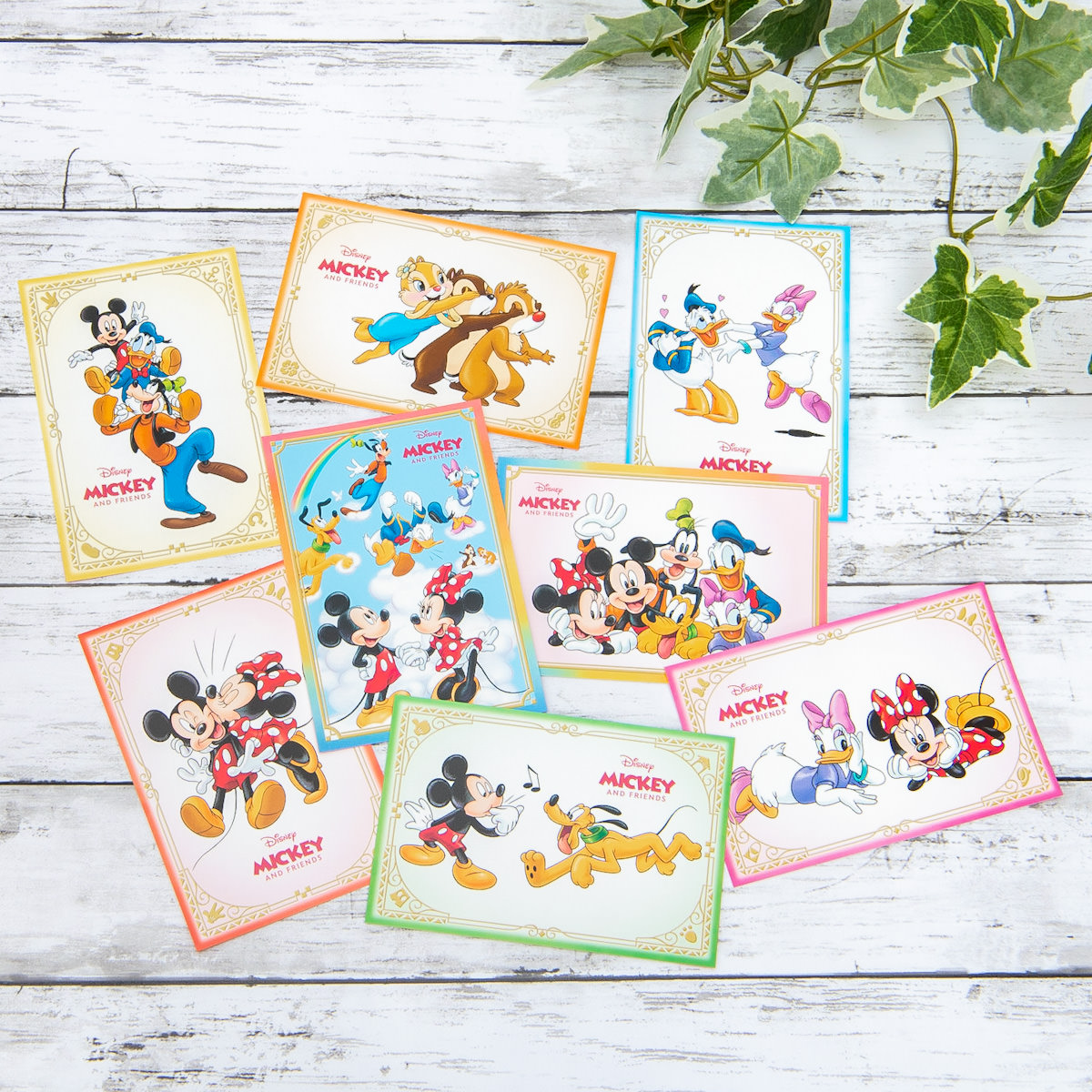 Disney SWEETS COLLECTION by 東京ばな奈『ミッキー&フレンズ/東京ばな奈「⾒ぃつけたっ」』イメージ4