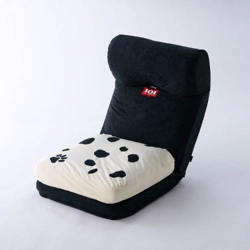 クッション付き座椅子 101匹わんちゃん