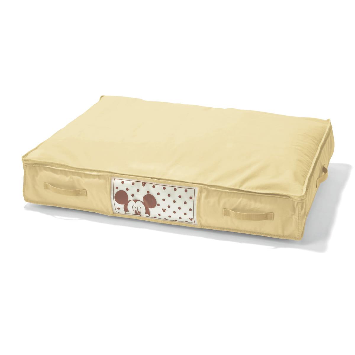 防ダニ・抗菌防臭の押し入れ用布団収納袋 羽毛布団用