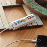 スティック型コンパクトスマートフォン充電器 ドナルド