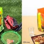 リサイクル原料を使った買い物袋 ディズニーデザイン メイン