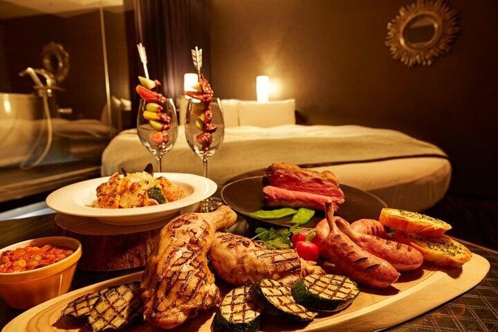 浦安ブライトンホテル東京ベイ「ワイルドキャンププレートプラン」
