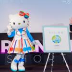 ハローキティ主演 SDGsショートムービー「わたし、地球」