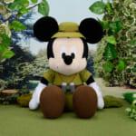 ミッキーマウス メガジャンボ探検スタイルぬいぐるみ